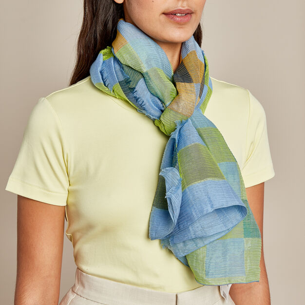 Flux Scarf in color