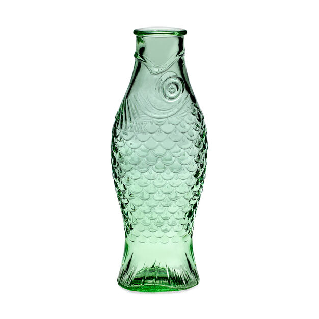 Fish & Fish Bottle in color