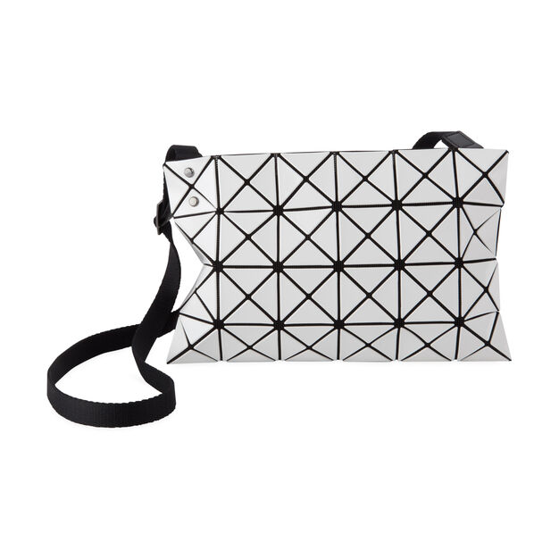 ... BAO BAO ISSEY MIYAKE Lucent Basic Crossbody Bag White in color White  best loved 5777f c6d24 ... 080f462cb362a