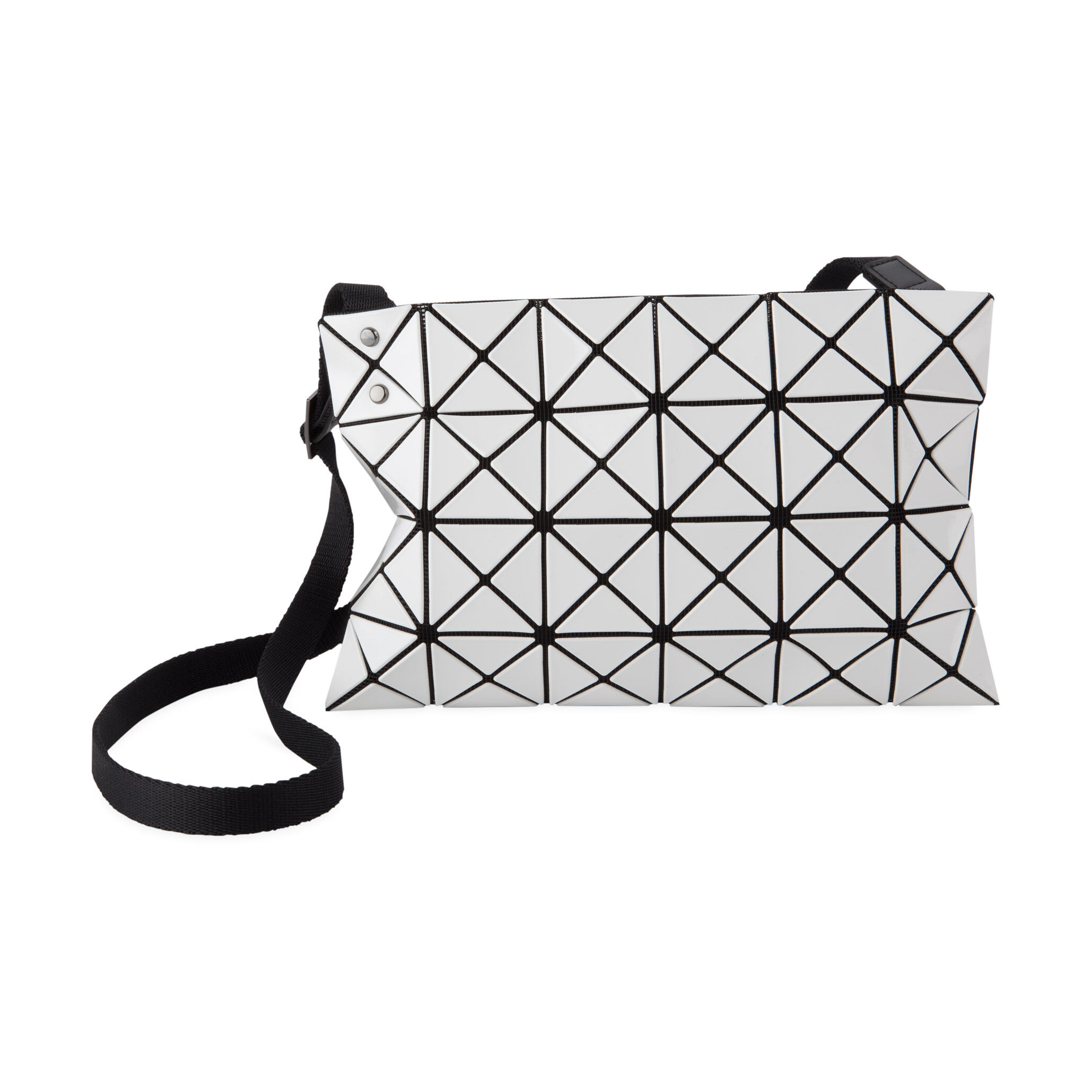 bao bao issey miyake lucent basic crossbody bag in color