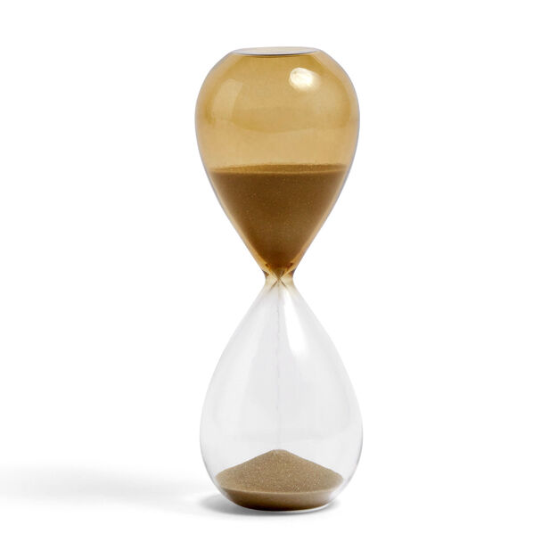 HAY Time Hourglass in color Gold