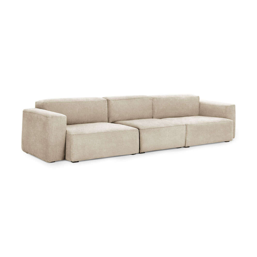 HAY Mags Soft Low Sofa in color Clavicle