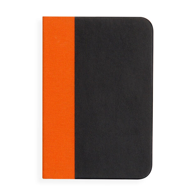 Mini Lumio+ in color Black/Orange