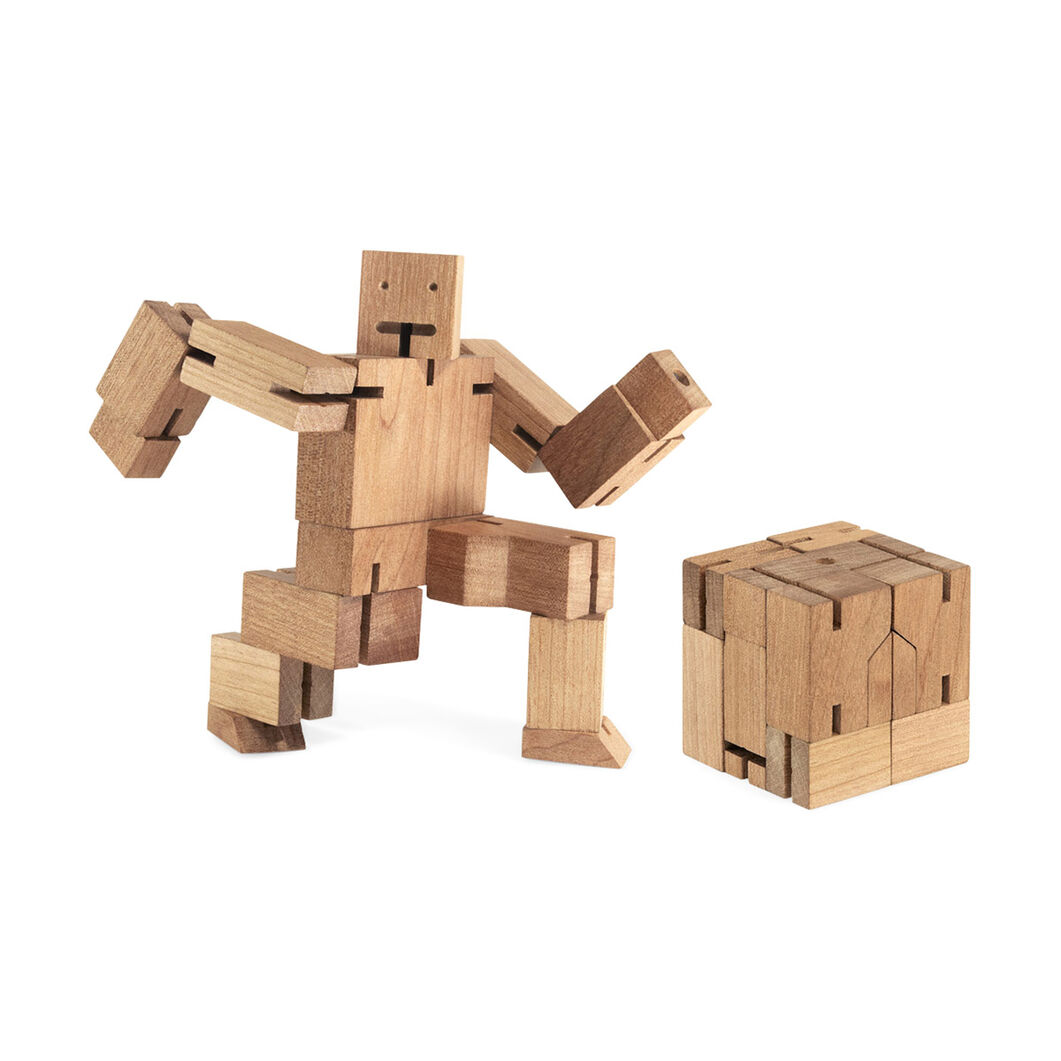 Cubebot in color