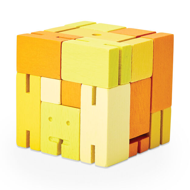 Cubebot® Capsule in color Yellow