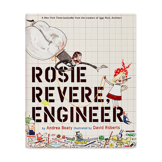 Rosie Revere  Engineer in color