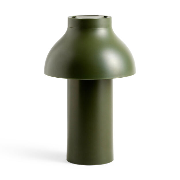 HAY PC Portable Lamp in color Olive