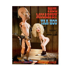 Paul McCarthy: Yaa-Hoo Poster in color