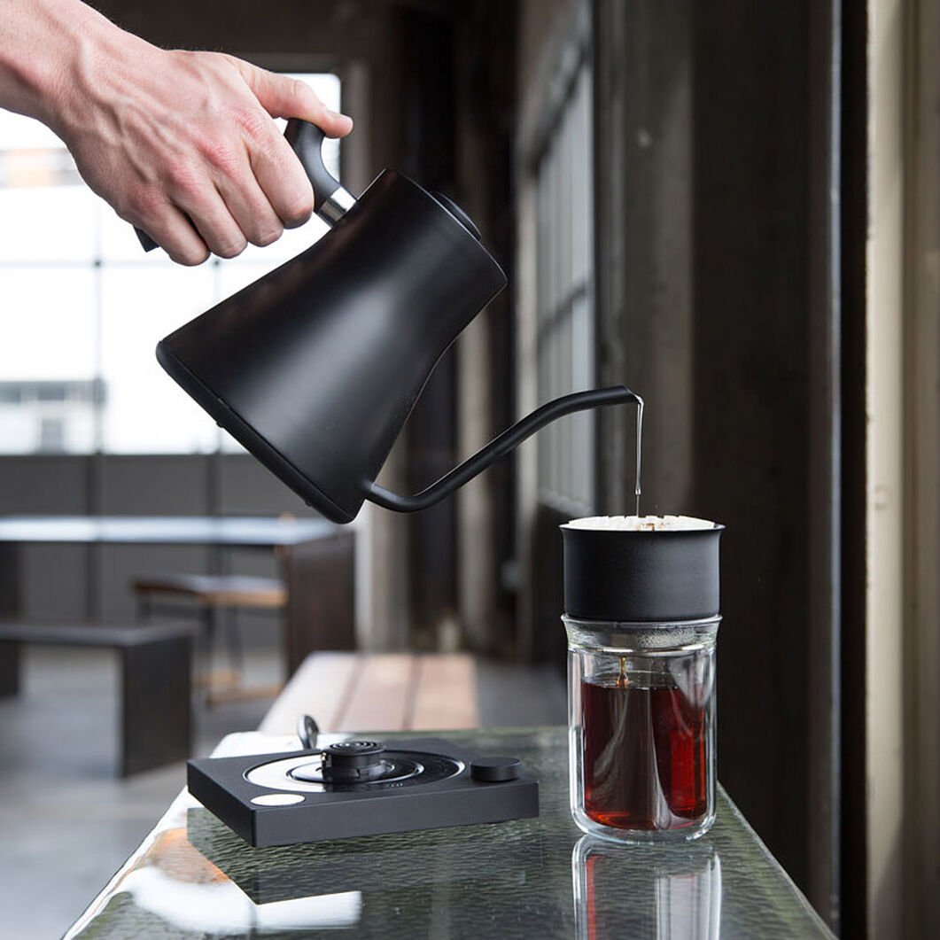 Stagg EKG Temperature-Control Pour-Over Kettle in color