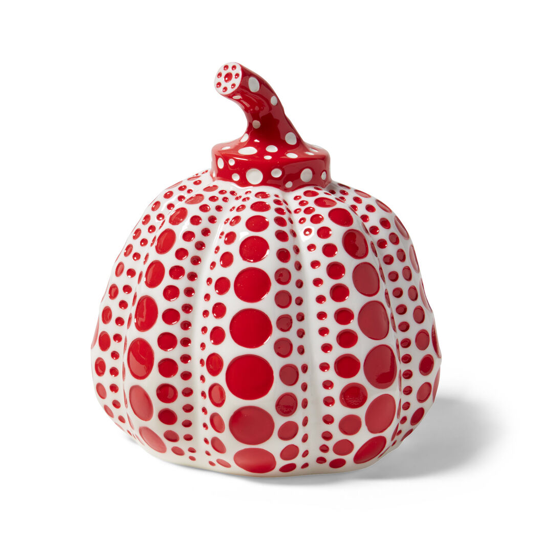 Kusama Pumpkins Red Moma Design Store