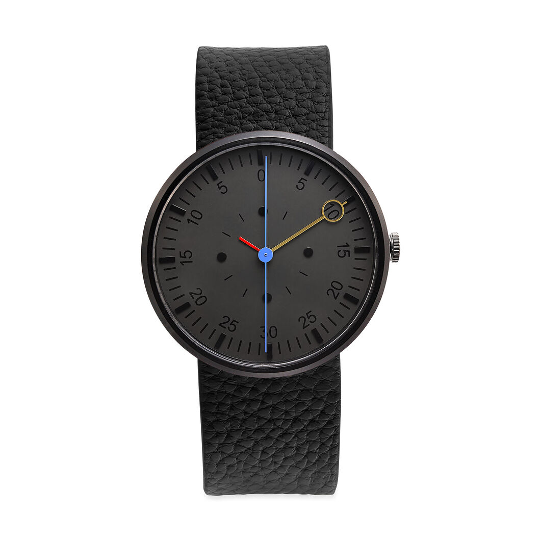 Optimef Fărăzece Watch in color Black