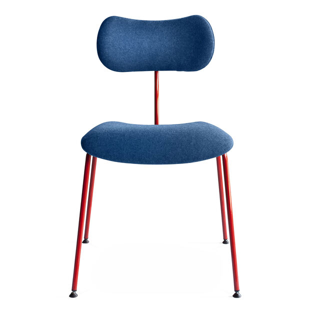 Nod Chair in color Blue