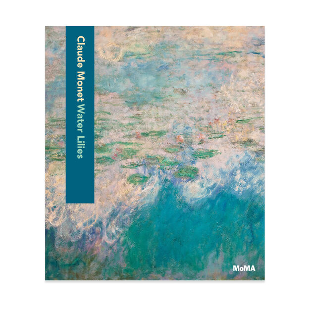 Claude Monet: Water Lilies in color
