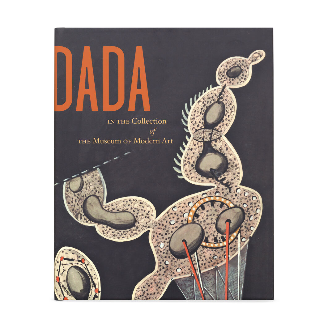 Dada in the Collection of The Museum of Modern Art (HC) in color