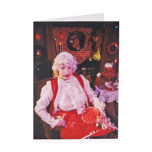 Cindy Sherman Holiday Cards (Box of 12) in color