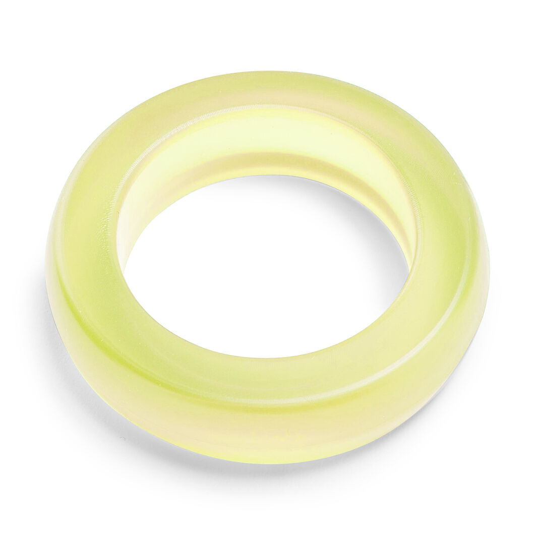 Technogel Bracelet in color Lime