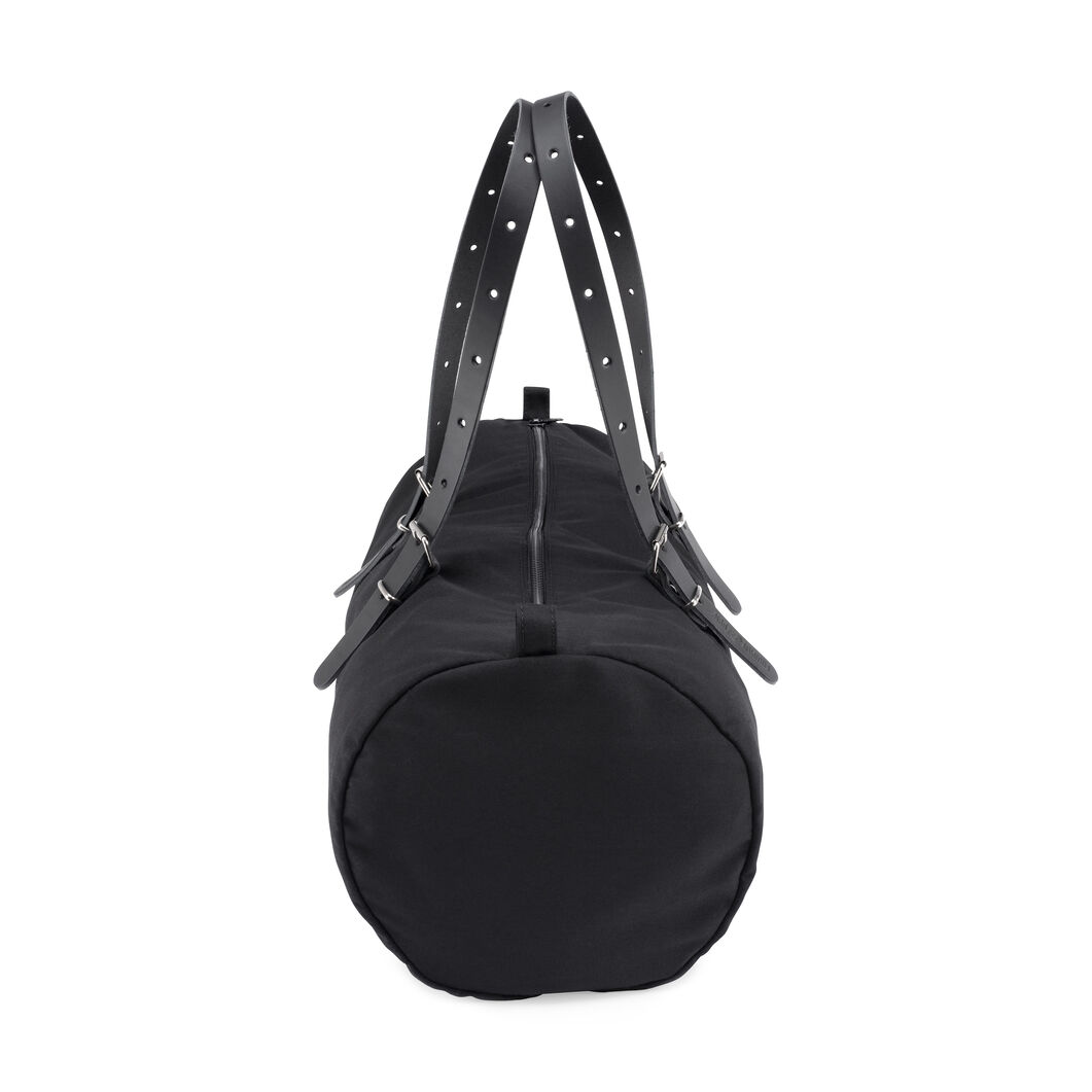 Black DUFFLE-CO Bag in color