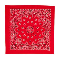 Red Paisley Bandanna – MoMA Edition in color