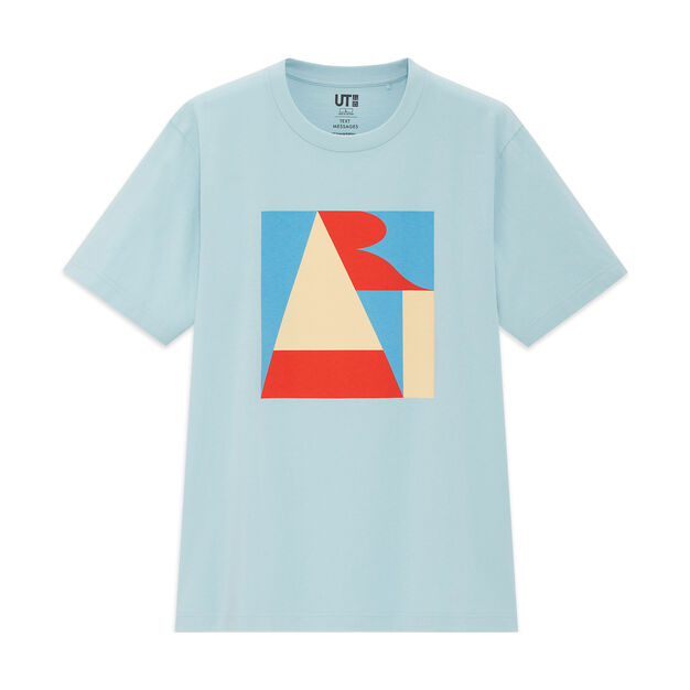 UNIQLO Robert Indiana Art T-Shirt in color