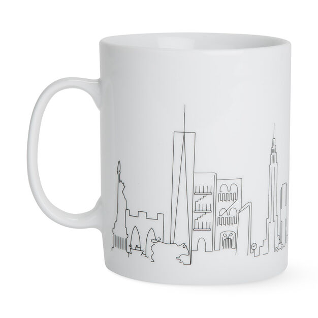 MoMA Skyline Mug in color