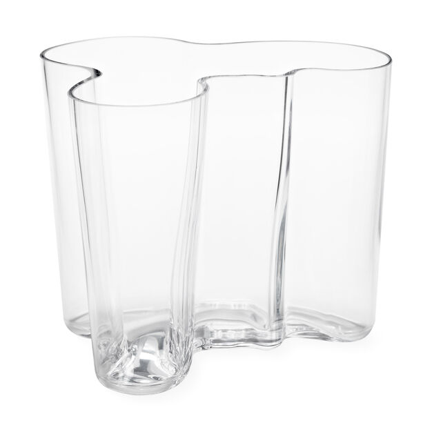 Clear Aalto Vase in color