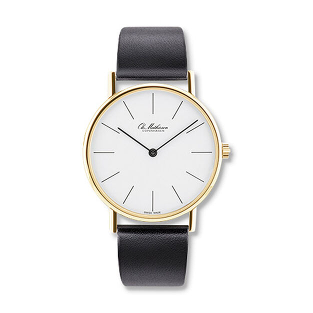 Classic Ultra-Thin OM2 Watch in color