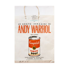Andy Warhol: Shopping Bag Poster in color
