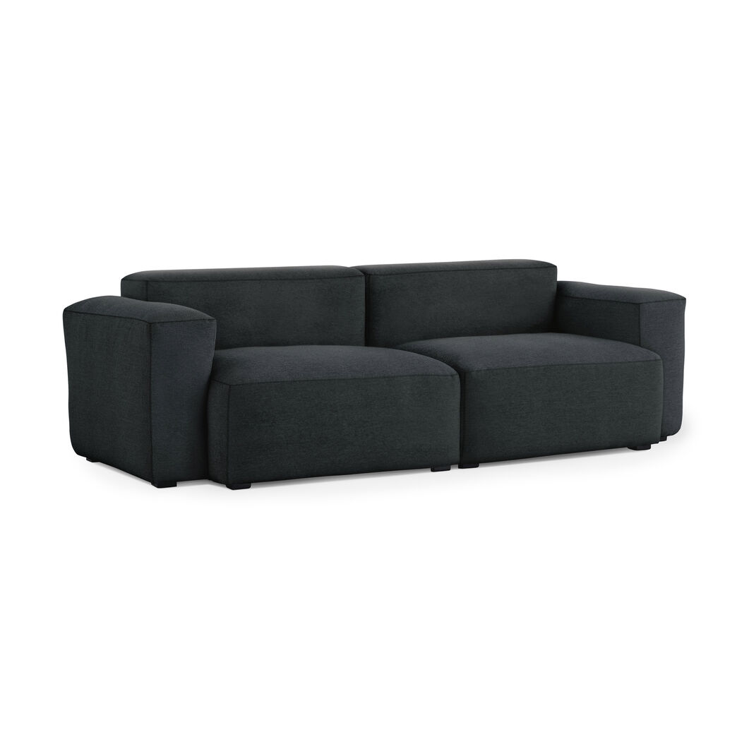 HAY Mags Soft Low Sofa in color Machine