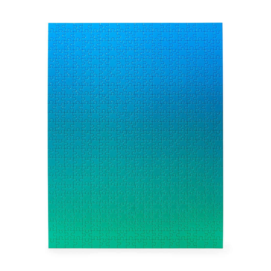 Gradient Puzzle in color