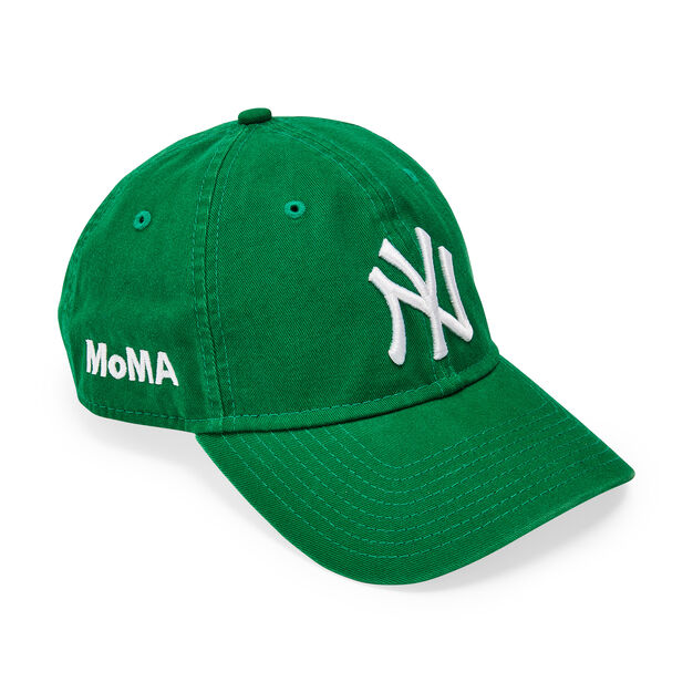 NY Yankees Cap in color Kelly Green