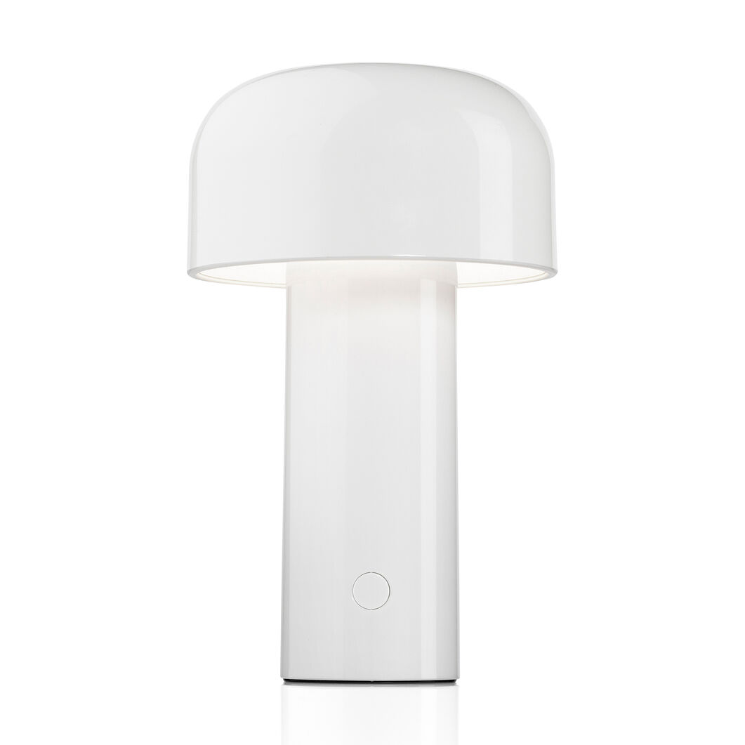 Bellhop Lamp in color White
