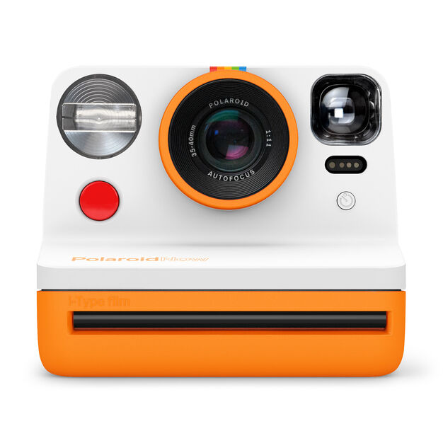 Polaroid Now i-Type Instant Camera in color