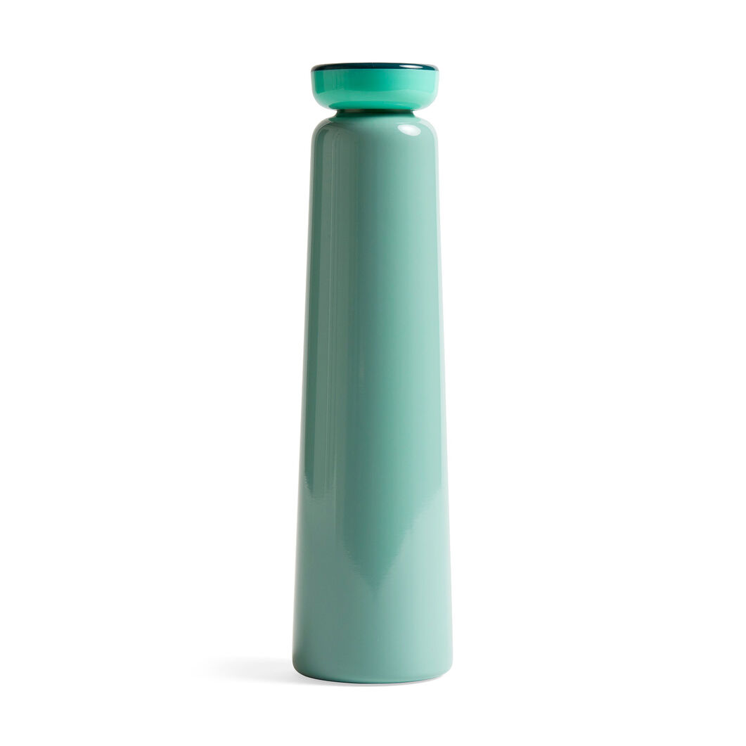 HAY George Sowden Water Bottles in color Mint