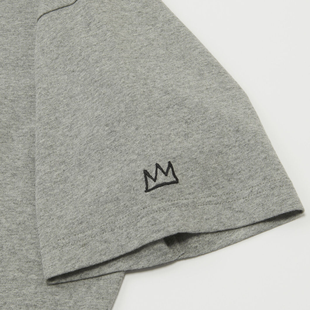 UNIQLO Jean-Michel Crown T-Shirt in color