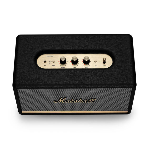 Marshall Stanmore II Bluetooth Speaker in color Black