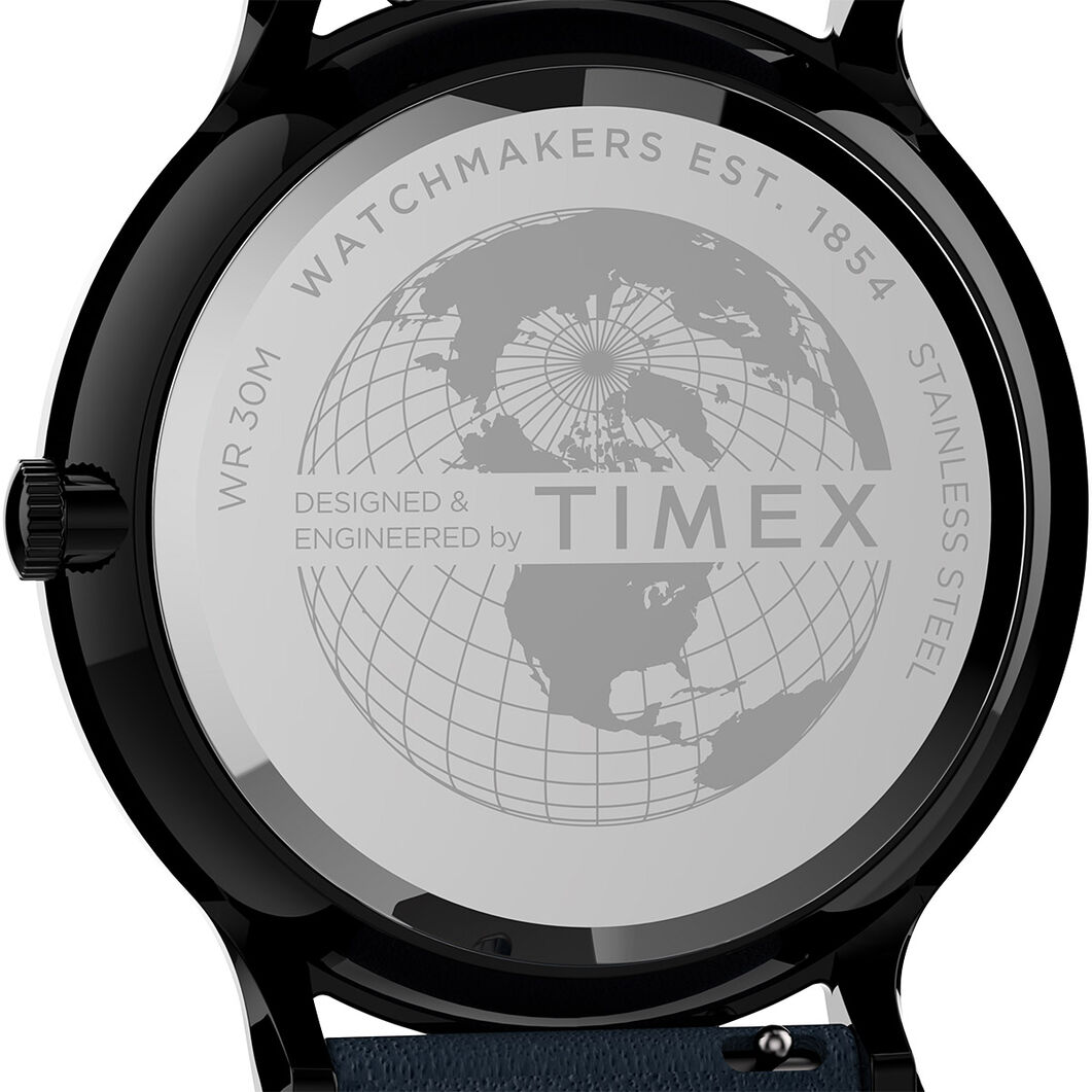 Timex Norway Watch in color Blue