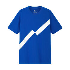 UNIQLO Carmen Herrera T-Shirt - Blue in color Blue