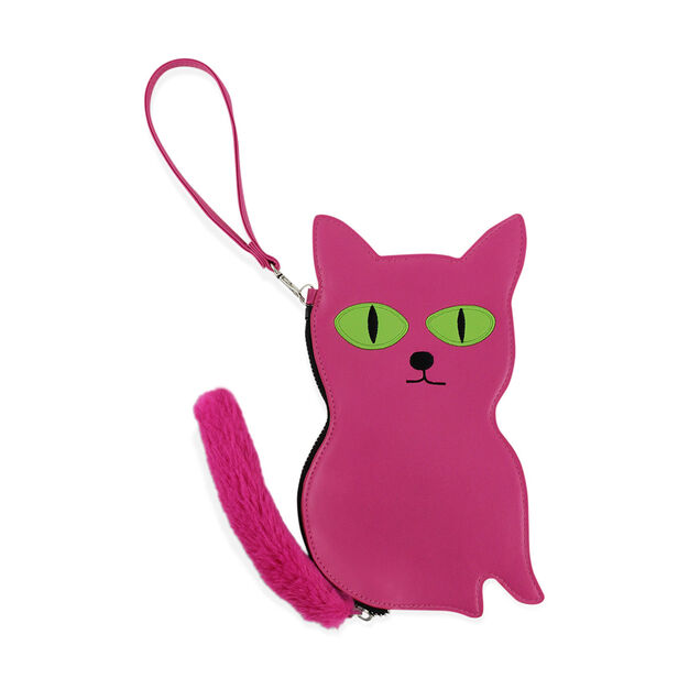 David Shrigley Cat Purse in color