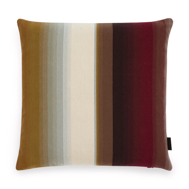Maharam Blended Stripe Pillow by Paul Smith in color Mesa One
