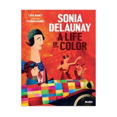 Sonia Delaunay: A Life of Color in color