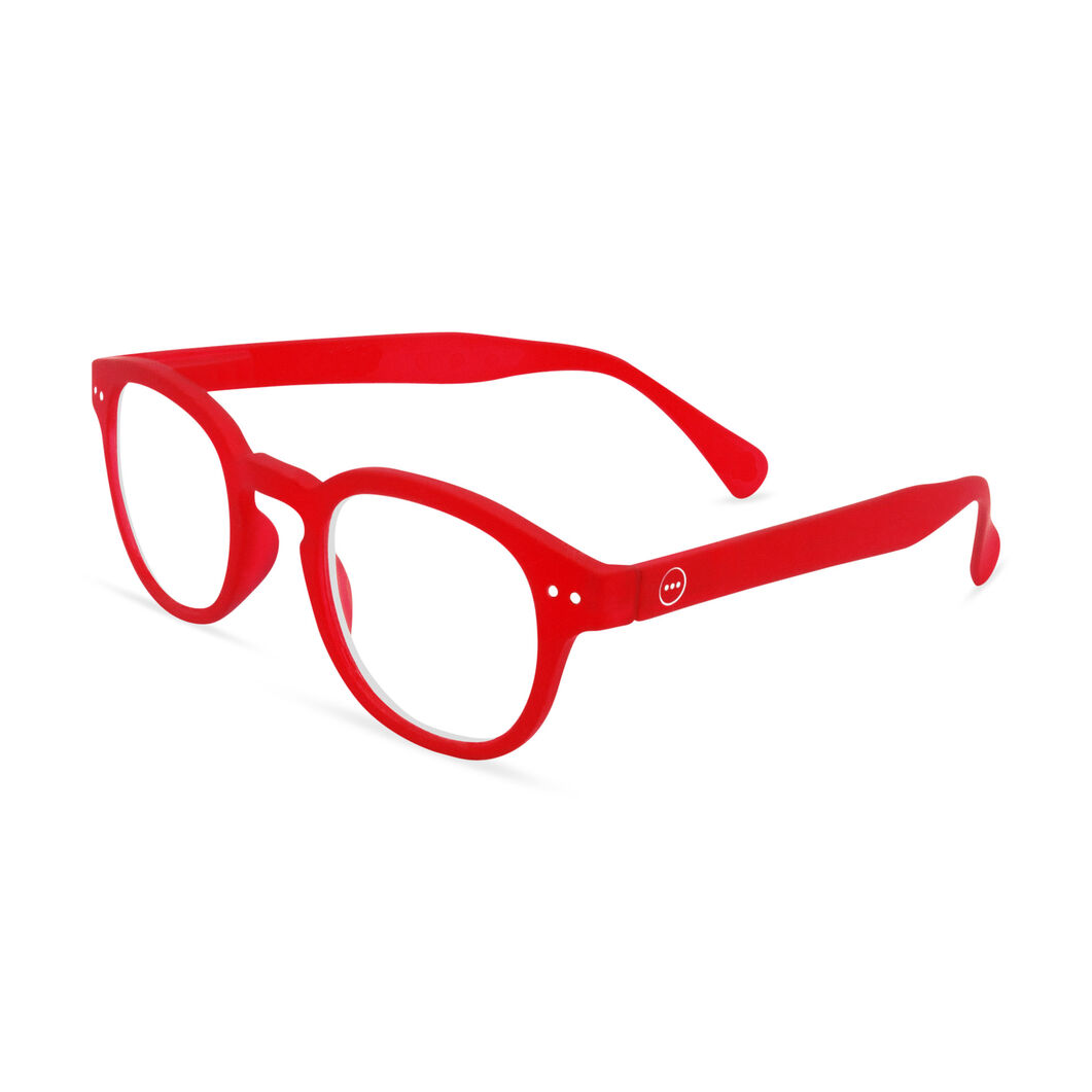 10b536a6dc0 IZIPIZI Reading Glasses - Red 2.5 in color Red