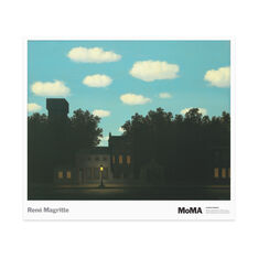 Magritte: The Empire of Light  II in color