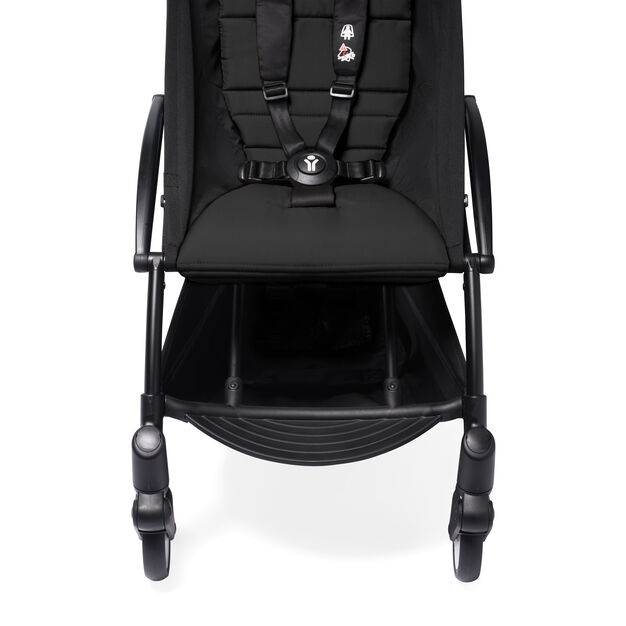"<div>Babyzen™ <span style=""font-weight: 400;"">YOYO<sup><span style=""font-weight: 400;"">2</span></sup></span> 6+ Complete Stroller</div> in color Black/ Black"