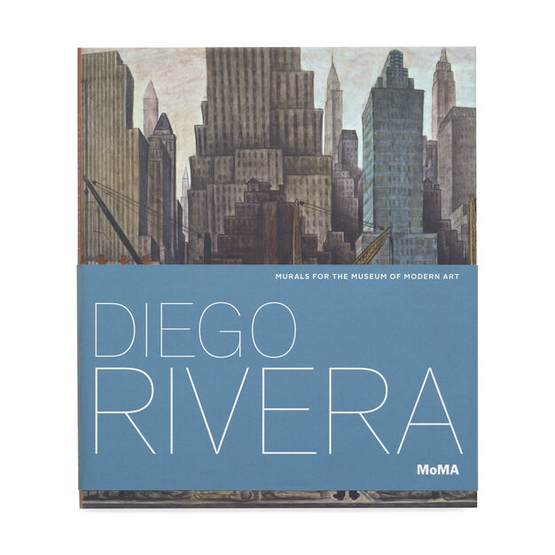 Diego Rivera: Murals for The Museum of Modern Art in color