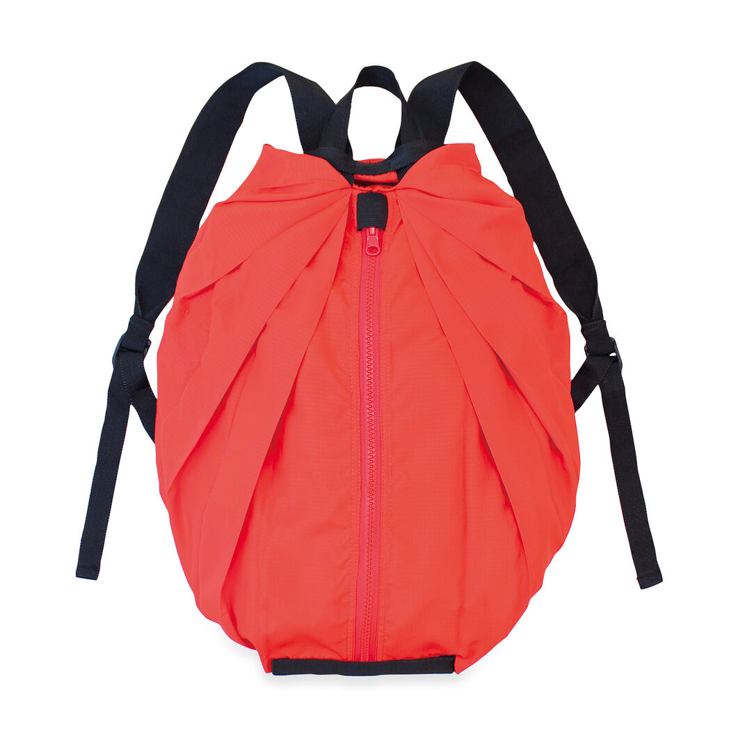 Shupatto Backpack in color Red