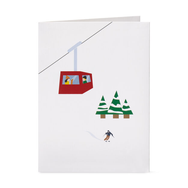Alpine Village Holiday Cards - Set of 8 in color