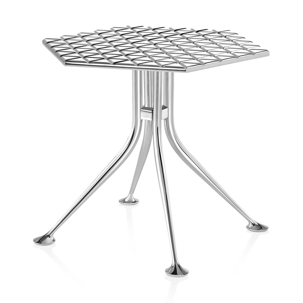 Girard Hexagonal Braniff Side Table from Herman Miller© in color
