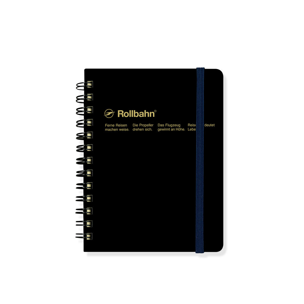 Rollbahn Small Notebook in color
