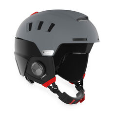 Smart Skiing Helmet in color Gray