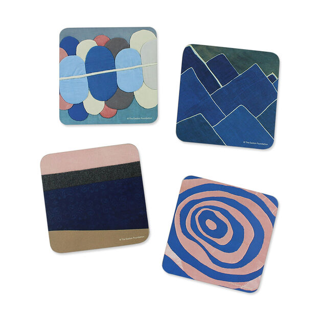 Louise Bourgeois Coasters in color